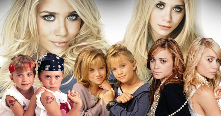 Mary Kate And Ashley Movies Celebrate The Olsen Twins: Olsen Twins Through The Years