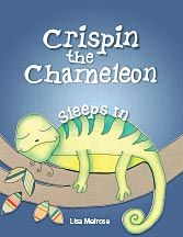Crispin the Chameleon loves lying in the sun and always choosing to be the opposite one. Until the day of the puppet show when he realises he is missing out.  A sweet story about making wise choices.