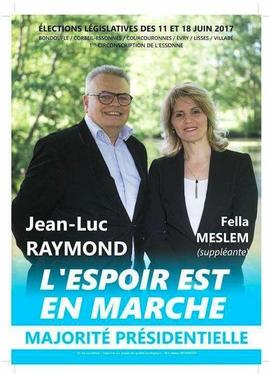 Candidate islamiste en Algérie hier, candidate En Marche ! aujourd'hui