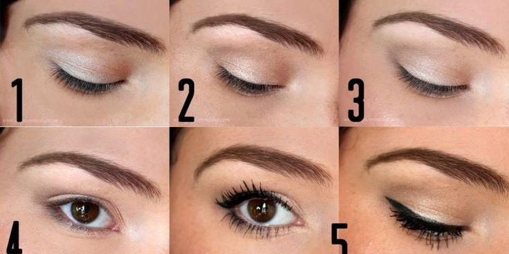 how to do layered eyeshadow