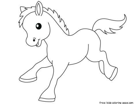 Leahs Farm Coloring Book : 194 best paper images horses images on pinterest