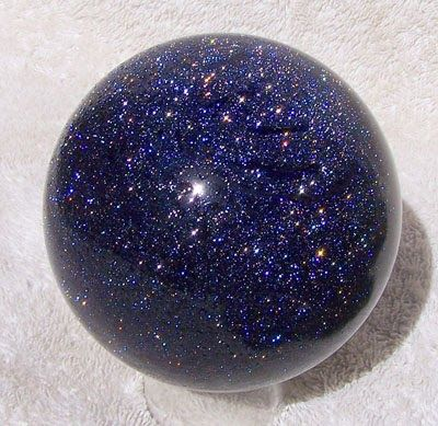 Blue goldstone eases pain of arthritis, rheumatism & other aches and pains,  great for anxiety, helps with inflammation.