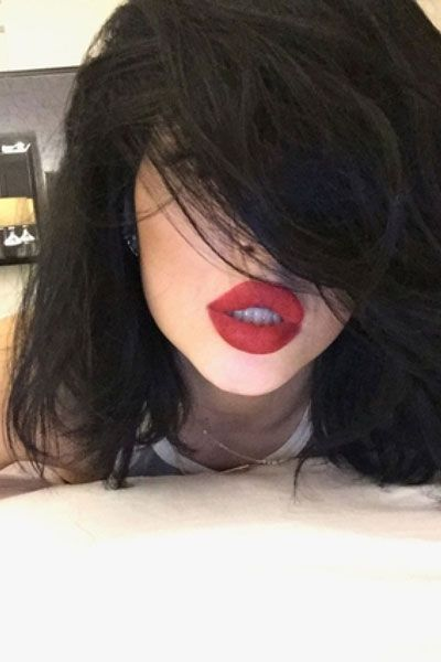 Kylie Jenner Responds To Lip Surgery Rumors - Kylie Jenner's Lips - Seventeen