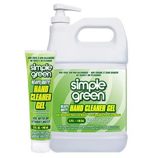 simple green hand cleaner gel the power of trusted simple green thatu0027s easy on