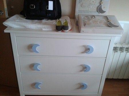 Comoda hemnes deco baby room pinterest bebe - Ikea comodas bebe ...