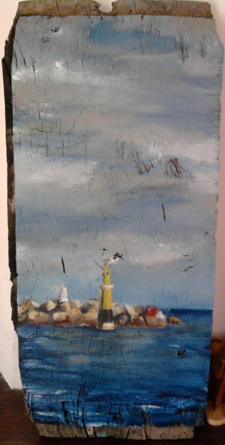 Tableau Peinture Sur Bois - Peinture sur bois Tableaux Pinterest Peinture sur bois, Bois et Peindre
