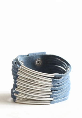 LEATHER WRAP: Fashion Style, Suburban Lifestyle, Bracelet Span, Craft Ideas, Bracelet Threadsence