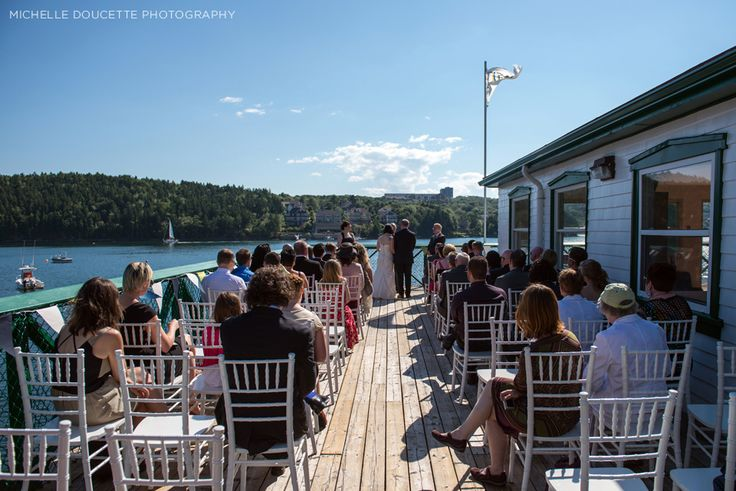 St. Mary's Boat Club #weddings #Halifax -  Built in 1905, the Boat Club was renovated in 1991 by the HRM and offers recreational programs from April to December. A large reception hall is available for rent, featuring hardwood floors, a stage and kitchen, with adjacent parking, lawn areas and a spectacular view of the Northwest Arm.  http://www.MervEdinger.com