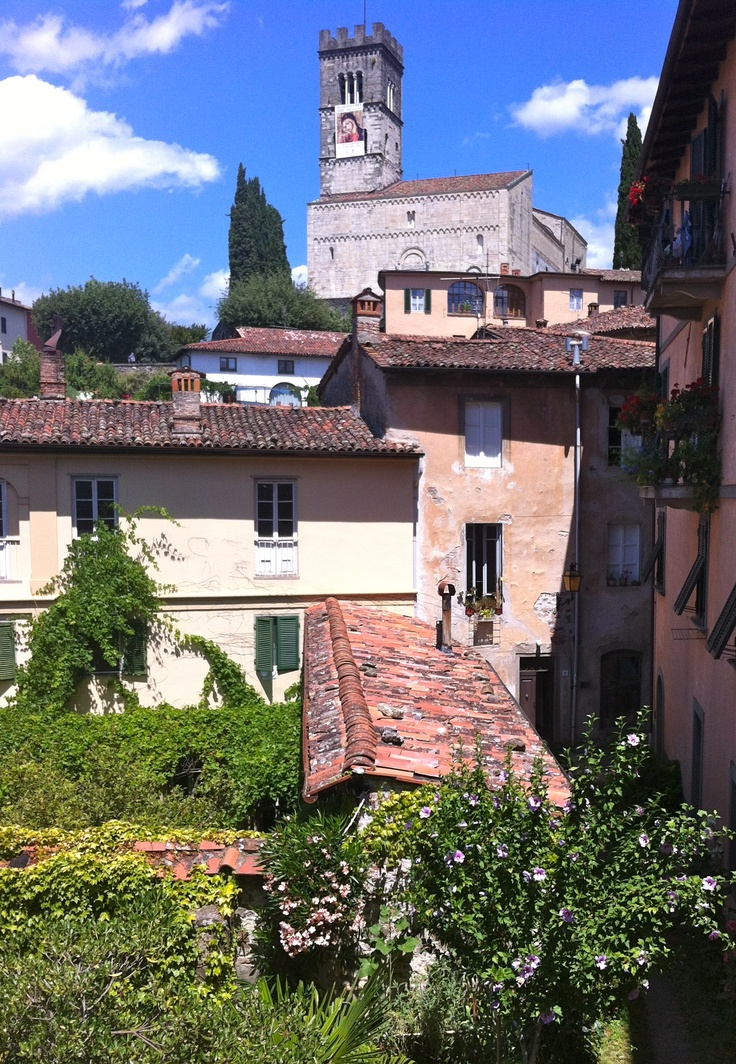 Barga Italy  city pictures gallery : Barga, Italy | Travels Over the Pond | Pinterest