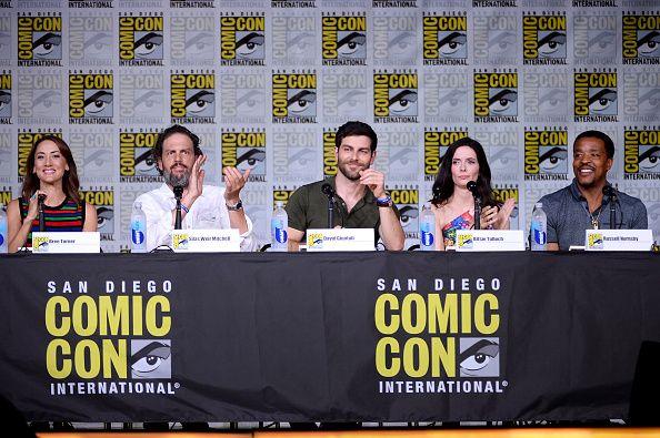 'Grimm' Season 6 Air Date, Spoilers, News & Update: Bitsie Tulloch Clues In On Nick's Happy Ending, Season 6 Premiere Rescheduled? : Trending News : Gamenguide