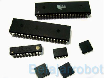Jenis-jenis Mikrokontroler yang umum digunakan ~ Belajar Robot