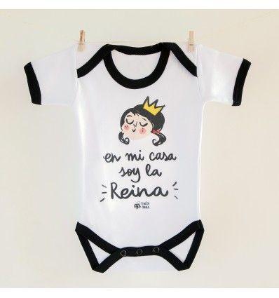 Body bebé Reina #pedritaparker