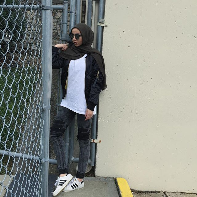 This bomber is everything! @ellypistol