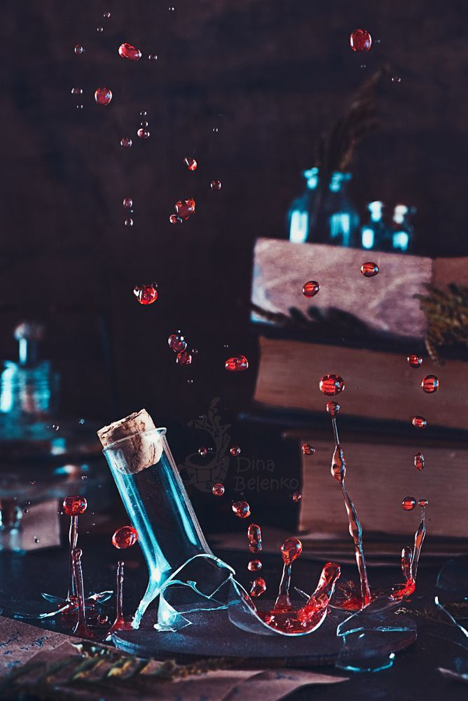 Feather-Falling Potion by Dina Belenko on 500px