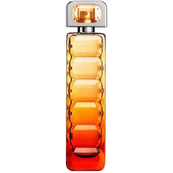 Hugo Boss Orange Sunset 50Ml Edt Spray ($45) ❤ liked on Polyvore featuring beauty products, fragrance, blossom perfume, flower fragrance, hugo, hugo perfume and hugo fragrance