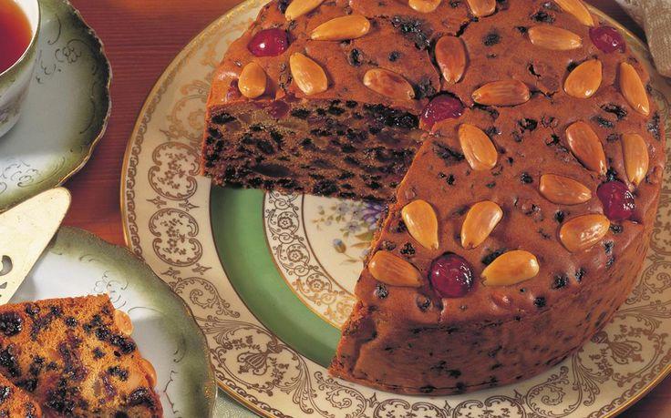 Dundee Cake Churchill