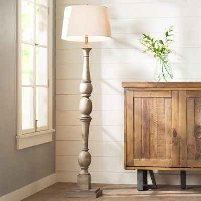 "Laurel Foundry Modern Farmhouse Doris 54"" Floor Lamp"