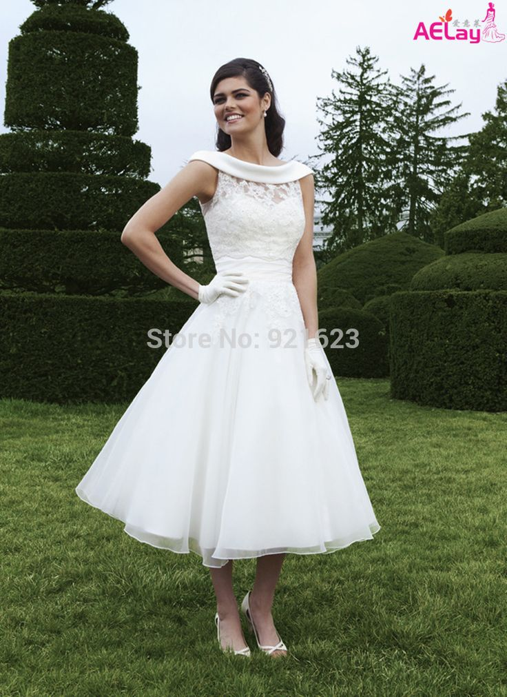 Fresh Attractive Empire A line Sweetheart Beaded Wedding Dress