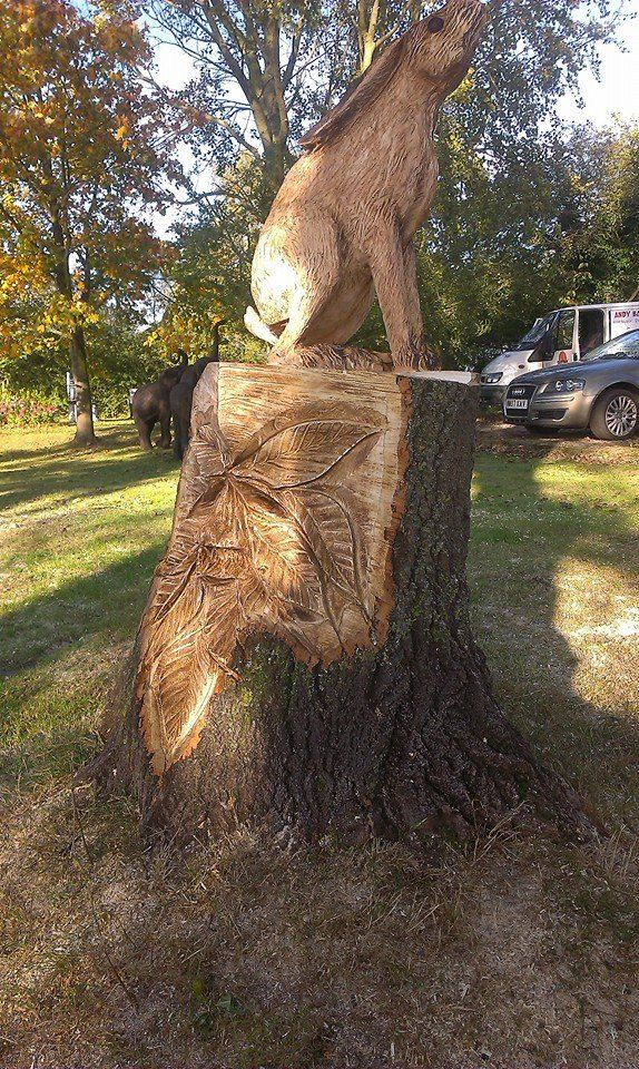 Best images about chainsaw carvings on pinterest pub
