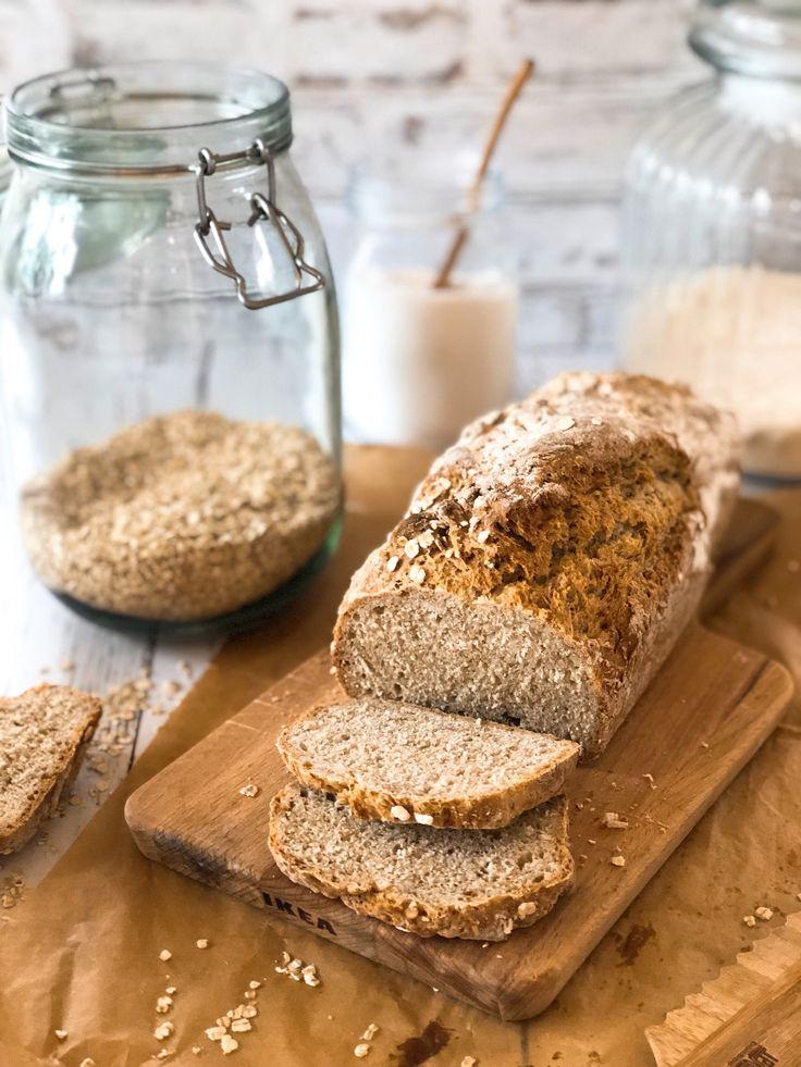 Soda bread: pane pronto in 45 minuti (senza impasto)