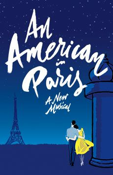An American in Paris on BROADWAY $81 pp