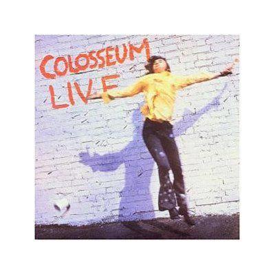 """Colosseum, """"Colosseum Live"""""""