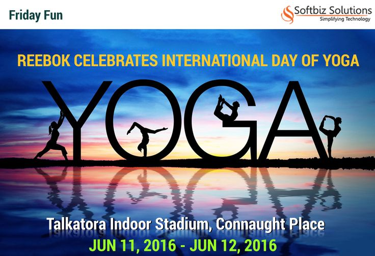 This weekend rejuvenate yourself with YOGA (11:33:29 AM) Have a look http://bit.ly/1RYUC7u