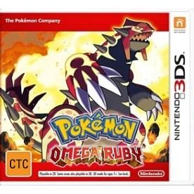 Pokemon Omega Ruby 3DS Game (australian Stock) | http://gamesactions.com shares #new #latest #videogames #games for #pc #psp #ps3 #wii #xbox #nintendo #3ds