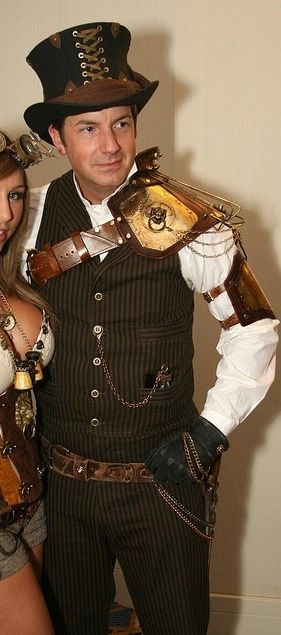 Steampunk Costumes for Men | Retro Rack: The Men of Steampunk | Costumes