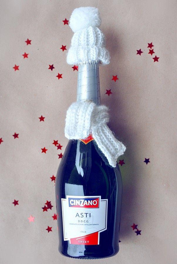 Идеи упаковки бутылок на Новый год. Обсуждение на LiveInternet - Российский Сервис Онлайн-Дневников