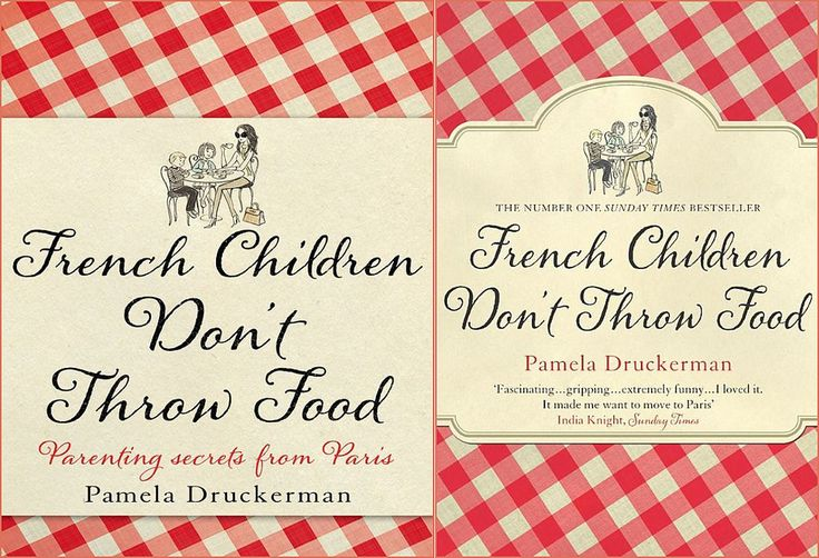 "How do the French manage to raise well-behaved children and have a life! >  Γιατί τα Γαλλάκια δεν τσιρίζουν; Επίσης τρώνε όλο τους το φαγητό, είναι πειθαρχημένα και δεν ξυπνούν κατά τη διάρκεια της νύχτας; Το best seller της Πάμελα Ντράκερμαν μας εξηγεί τα μυστικά της πειθαρχίας των γάλλων γονιών. >  ""French Children Don't Throw Food"" by Pamela Druckerman (U.K.,2012,Doubleday) >  Source: https://www.facebook.com/photo.php?fbid=788810101163672&l=07f4588457"