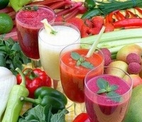 succhi vegetali.