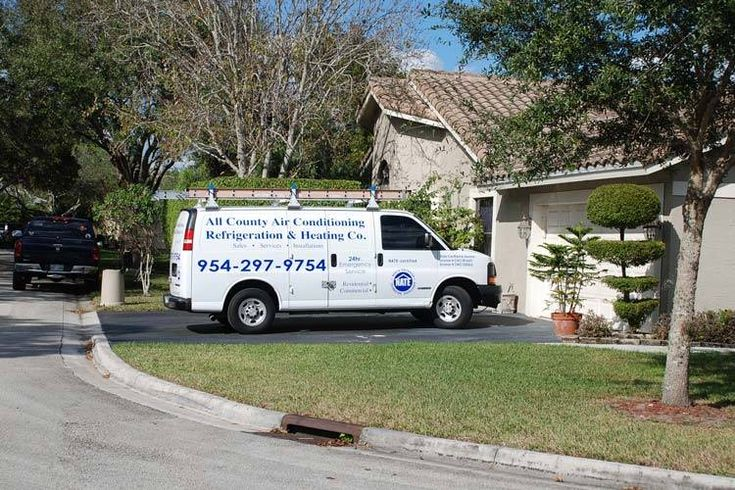 First Class Air Conditioning Repair in Fort Lauderdale in