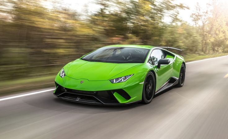 ICYMI: 2018 Lamborghini Huracan Performante – Instrumented Test