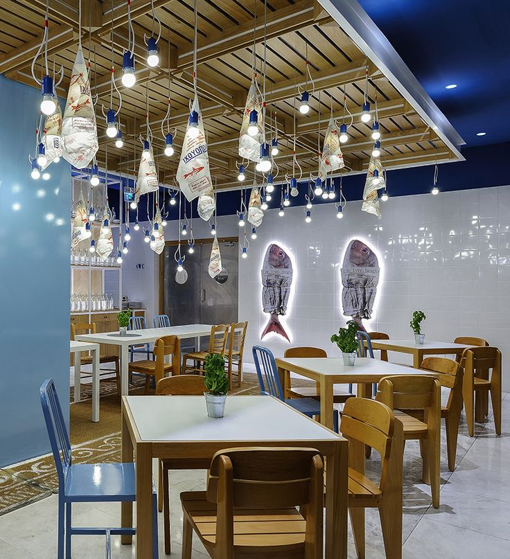 Best 25 restaurant fish ideas that you will like on for Fish market design ideas