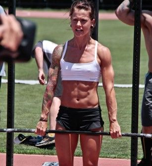 Top 10 Crossfit women - Motivation: Christmas Abbott, Andrea Ager & Camille Leblanc-Bazinet. OMG. Did you know Christmas Abbott is 31?! Whaaaaat?!