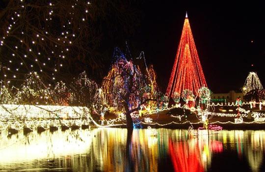 Chickasha Festival of Lights (Shannon Springs Park, Chickasha ...