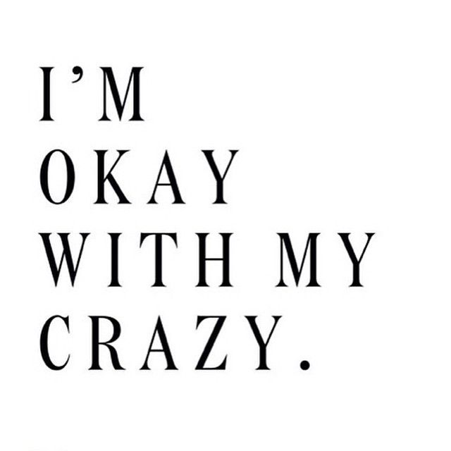 dealin with it. #justsayin