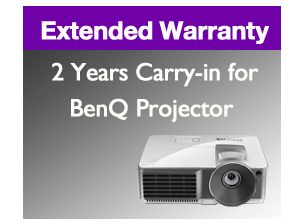 2 Years Carry-In Extended Warranty for BenQ Projector MW/MX 8 Series (Ultra Short Throw): 2 Years Carry-In Extended Warranty for BenQ…