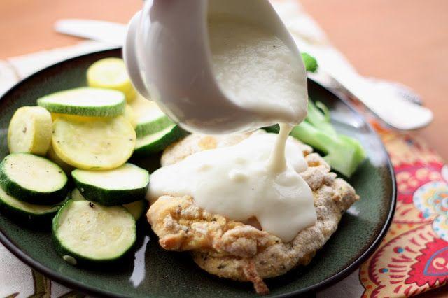 Creamy Cauliflower Sauce recipe by Barefeet In The Kitchen