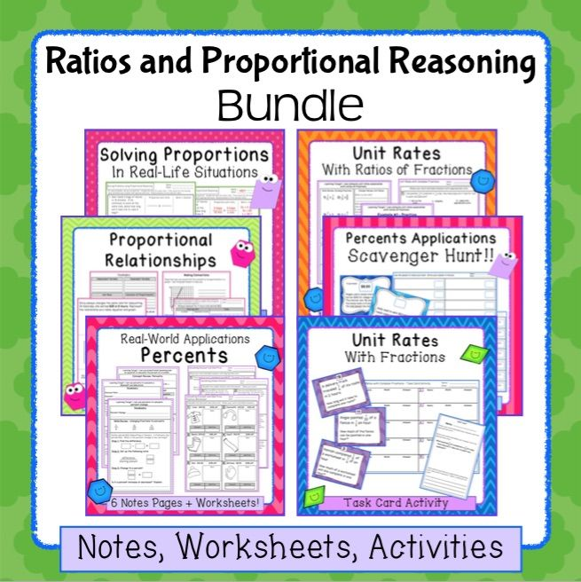 17 Best images about Math: Ratio and Proportions on Pinterest ...