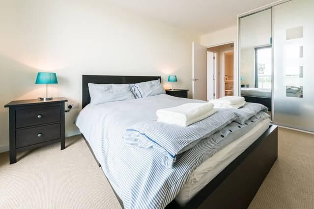 Feel like your at home with our very comfortable and clean apartment! Book with us. https://www.tripadvisor.com/VacationRentalReview-g186338-d7330370-Olympic_Park_Icona_Point_1BR_Apt-London_England.html