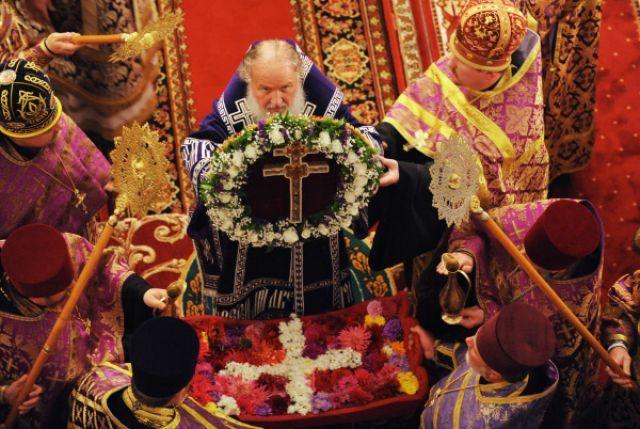 Неделя 3-я Великого Поста! Крестопоклонная! http://foma.ru/13-marta-2017-goda-nachinaetsya-tretya-nedelya-velikogo-posta.html