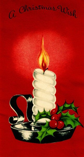 606 best Christmas~Candles images on Pinterest | Christmas ...