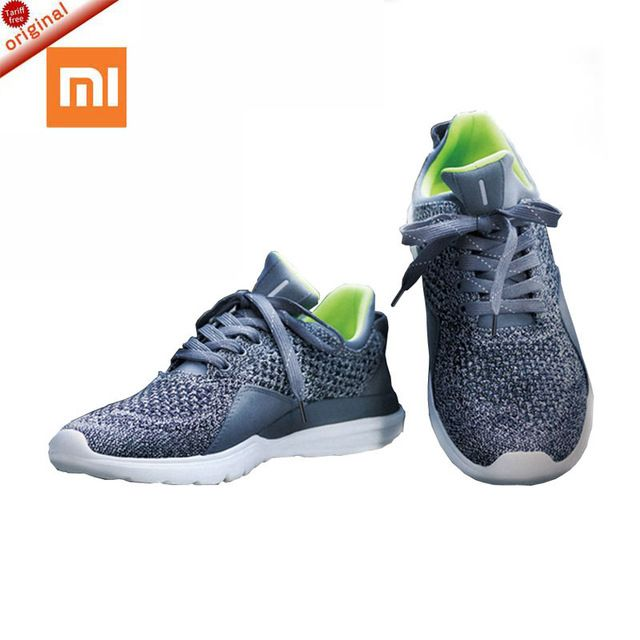 xiaomi 2017 Original FreeTie Xiaomi Smart Bluetooth 4.0 English APP  Comfortable Upper And Durable Sole Running