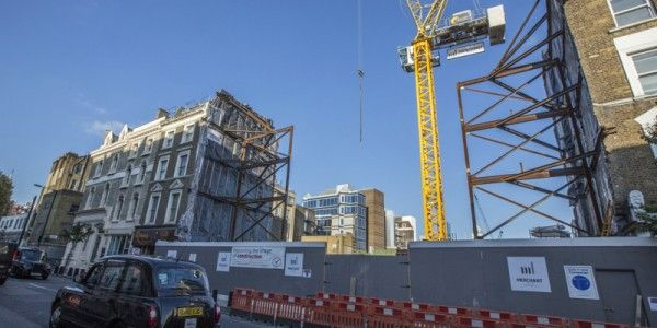 SEYMOUR PLACE Project Details Client: Merchant Land Project Value: £1.5m Tonnes of Concrete: 2000 Hours Accident Free: 8200 to date Timing: September 2015-January 2016