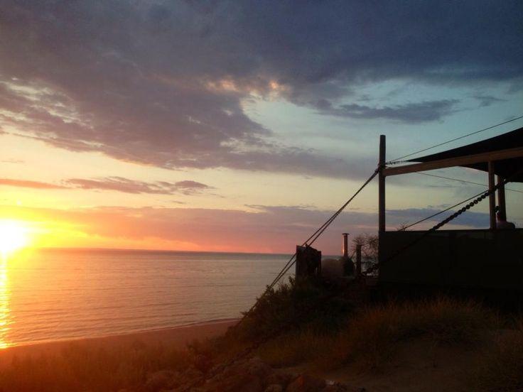 Sunset at Wilderness Island