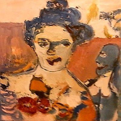 KOKOSCHKA-GIRL-LAURA-MARS-FINE-ART-EXPRESSIONIST-FIGURATIVE-OIL-PAINTING