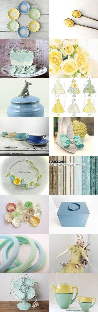 Pastel Pretties by Lisa Cook on Etsy--Pinned+with+TreasuryPin.com