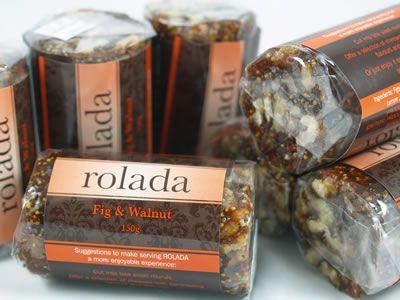 Australia on a Plate - Sweet Accompaniments - Rolada Fig & Walnut 150g